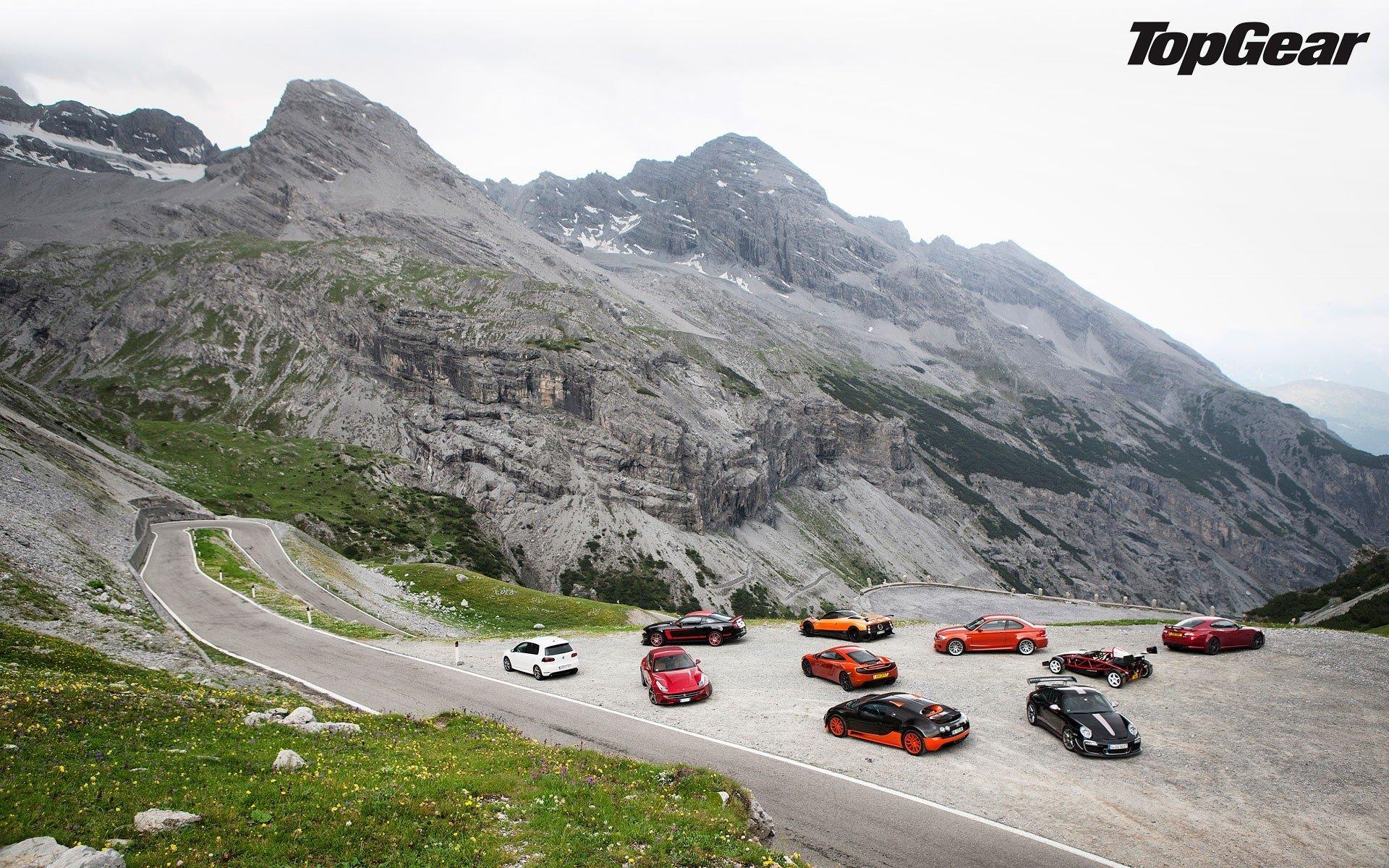 TV Show - Top Gear  Wallpaper