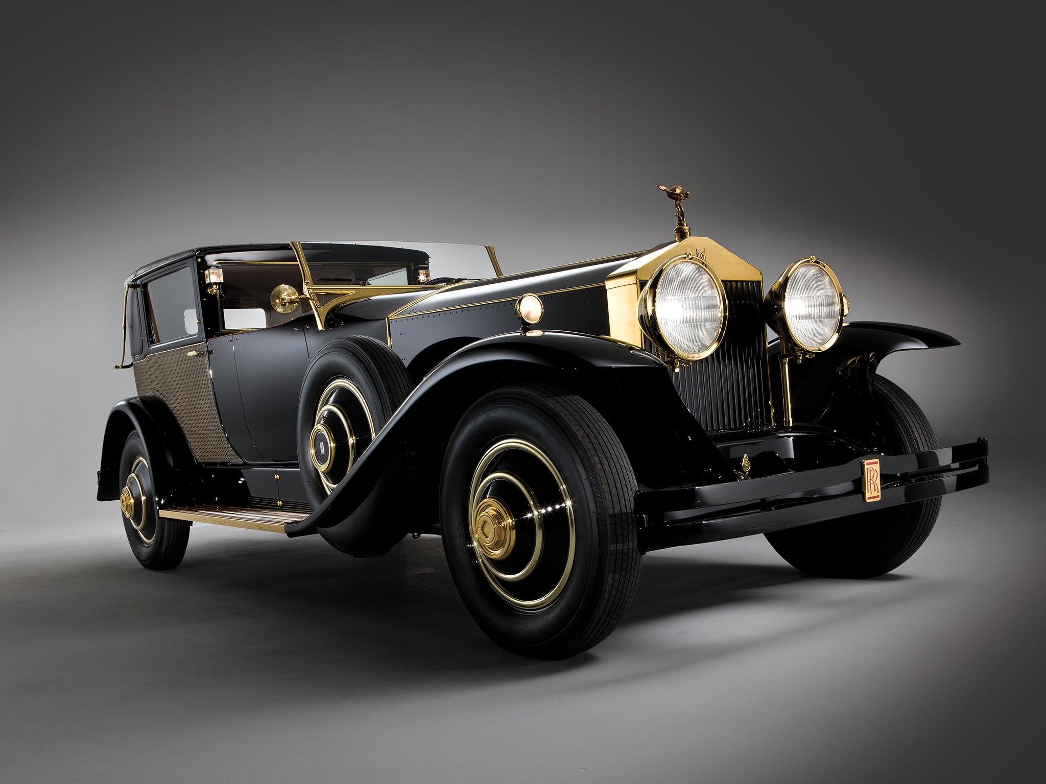 7 Rolls-Royce Silver Ghost HD Wallpapers