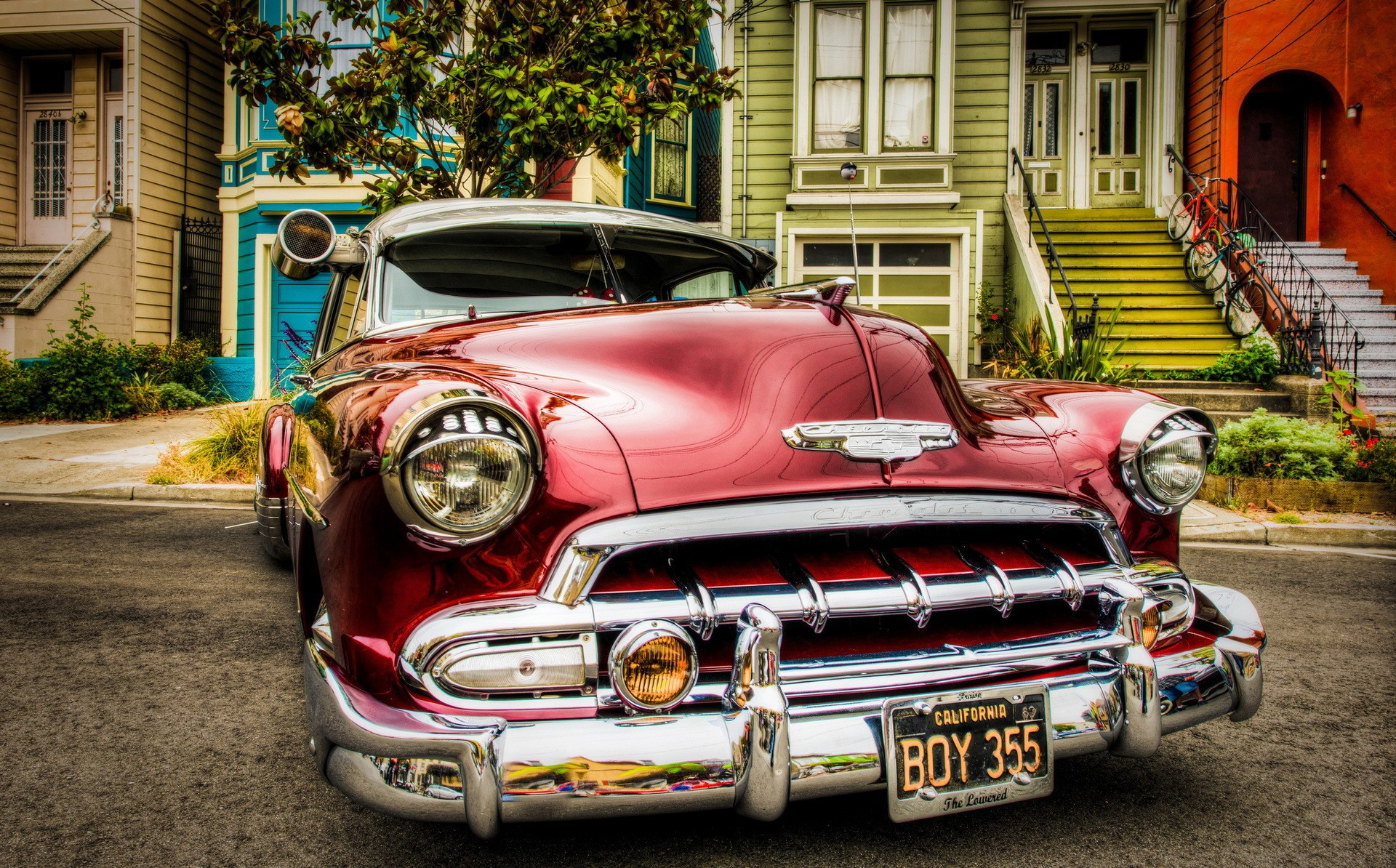 Chevrolet Hd Wallpaper Background Image 1920x1194 Id