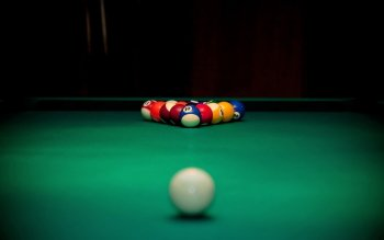 Game - Pool Wallpapers and Backgrounds ID : 348476