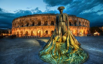 Man Made - Colosseum Wallpapers and Backgrounds ID : 348480