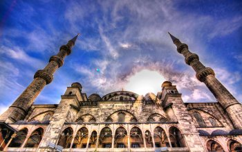 Religioso - Sultan Ahmed Mosque Wallpapers and Backgrounds ID : 348950