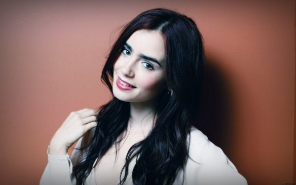 Celebrity Lily Collins Actresses United Kingdom HD Wallpaper | Background Image