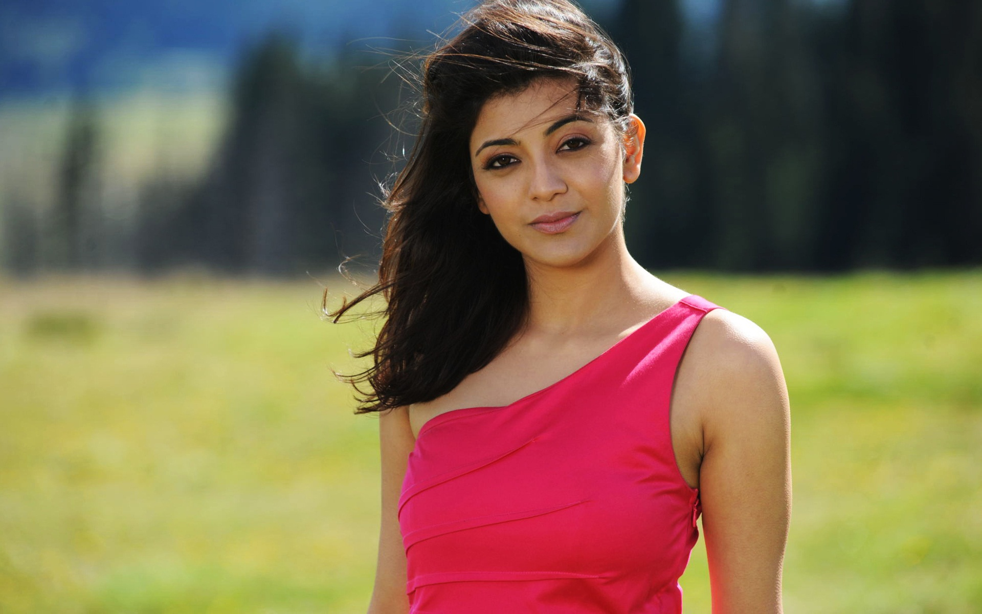 kajal agarwal full hd wallpaper and background image | 1920x1200