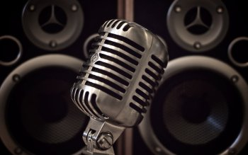 Music - Microphone Wallpapers and Backgrounds ID : 349358