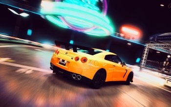 Vehicles - Nissan GT-R Wallpapers and Backgrounds ID : 349419