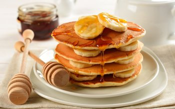 Alimento - Pancake Wallpapers and Backgrounds ID : 349733