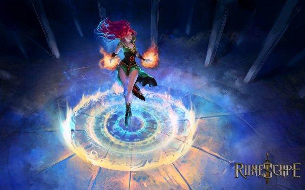 Video Game Runescape Ariane HD Wallpaper | Background Image
