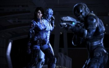 Computerspiel - Mass Effect 3 Wallpapers and Backgrounds ID : 350028
