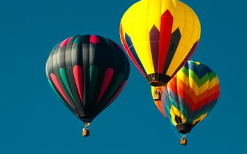 Vehículos - Hot Air Balloon Wallpapers and Backgrounds ID : 350411