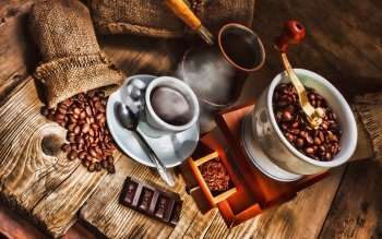 Food - Coffee Wallpapers and Backgrounds ID : 350478