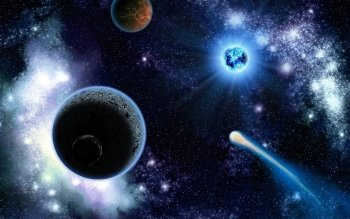 Science-Fiction - Planeten Wallpapers and Backgrounds ID : 350688
