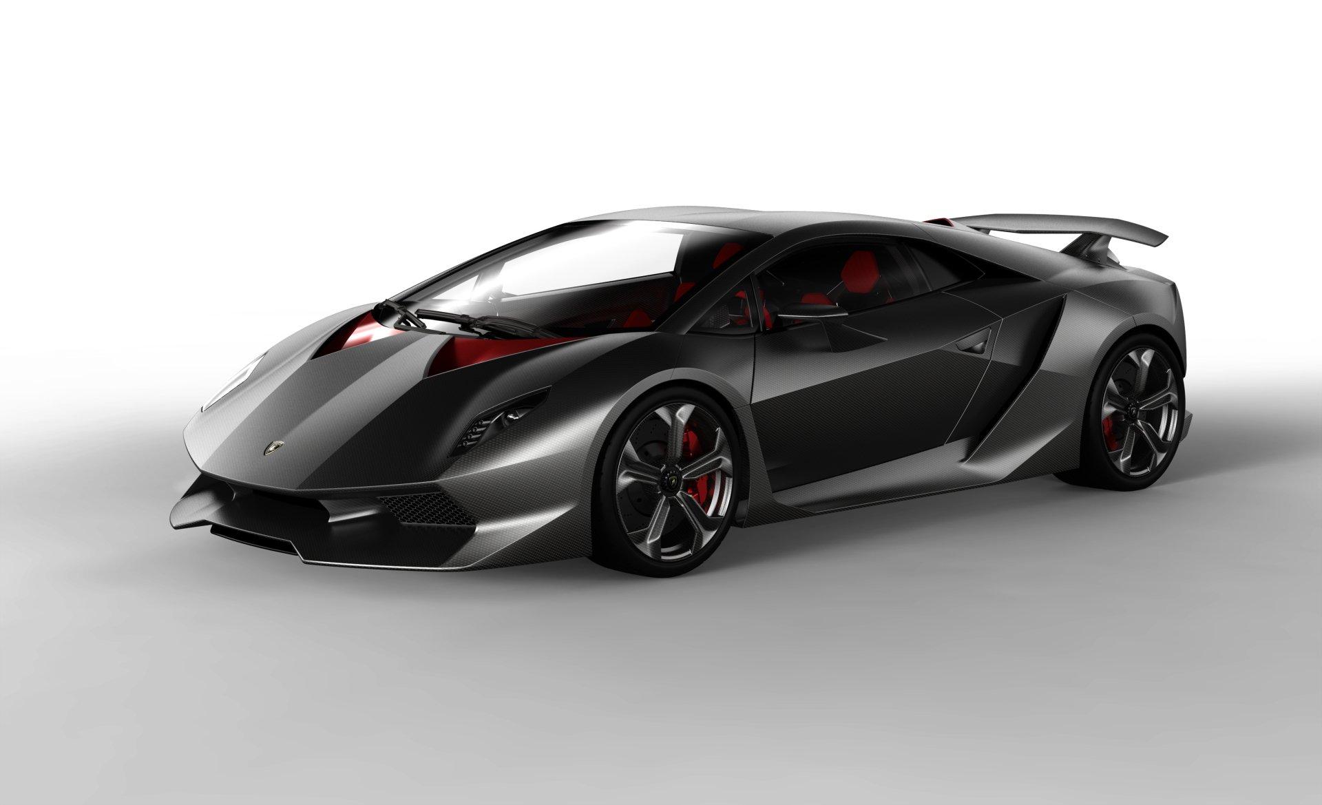 1 4k Ultra Hd Lamborghini Sesto Elemento Wallpapers Background