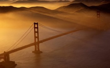 Man Made - Golden Gate Wallpapers and Backgrounds ID : 351373