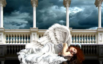 Fantasy - Angel Wallpapers and Backgrounds ID : 351760