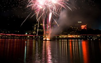 Photography - Fireworks Wallpapers and Backgrounds ID : 351909