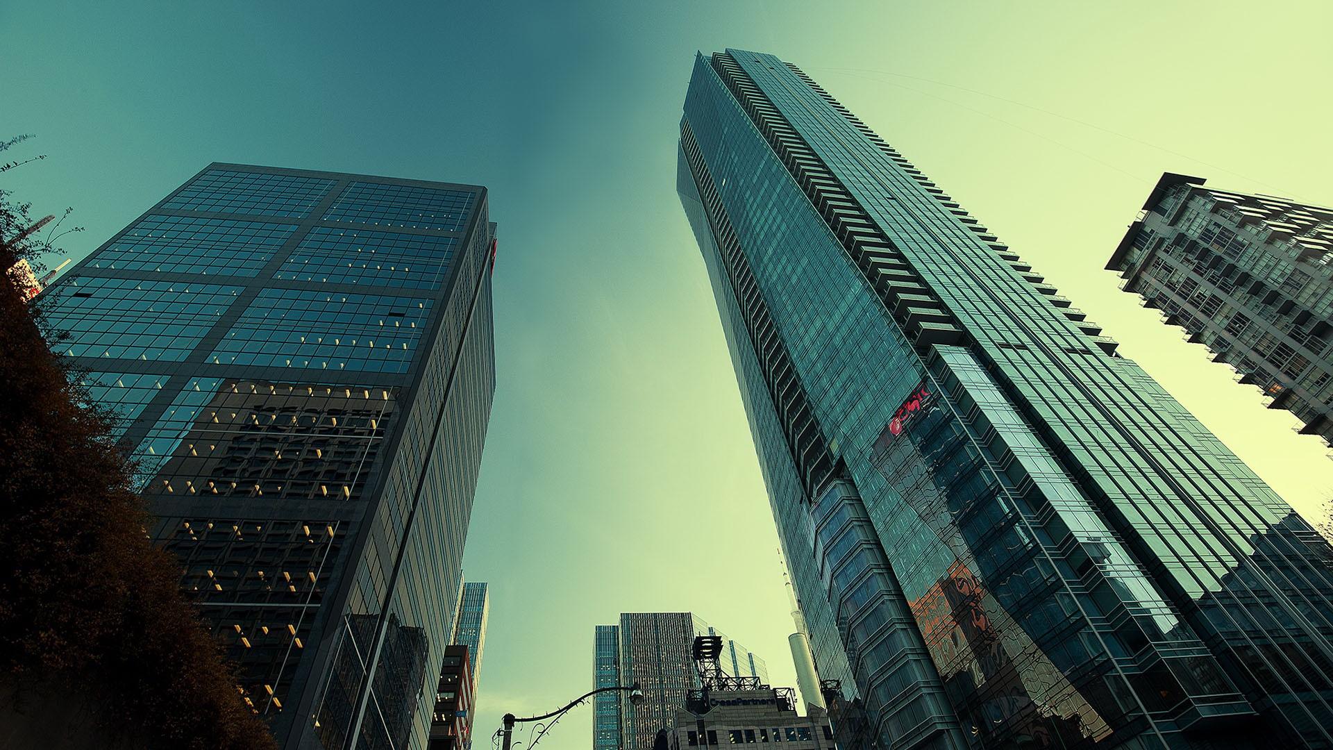 Skyscraper HD Wallpaper