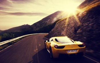 Транспортные Средства - Ferrari 458 Italia Wallpapers and Backgrounds ID : 352758