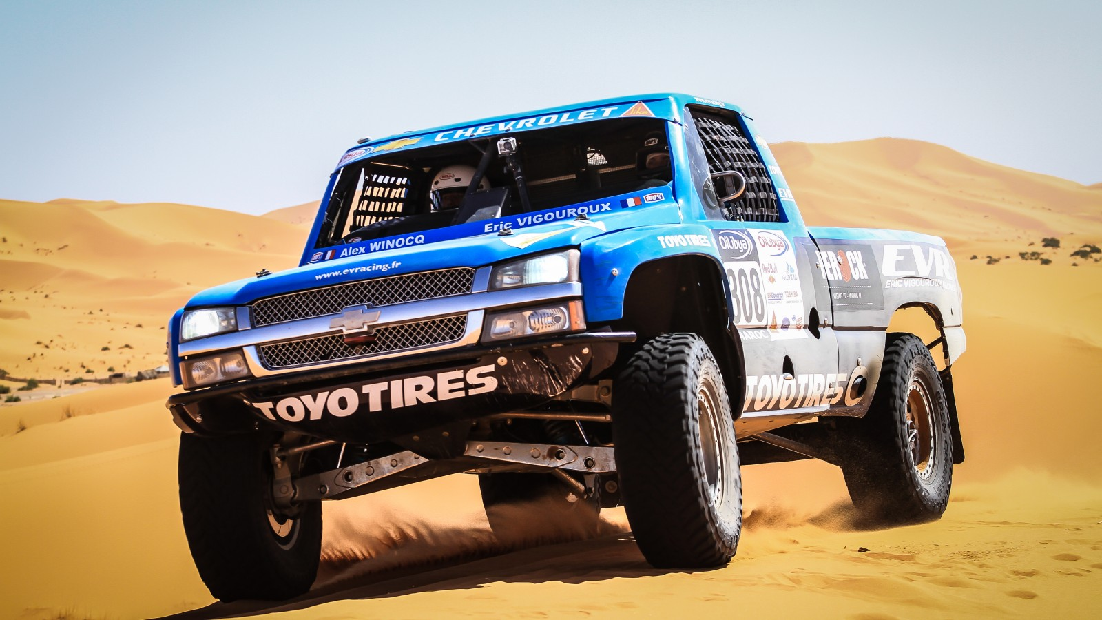 1 Chevrolet Rally Racer HD Wallpapers | Background Images ...