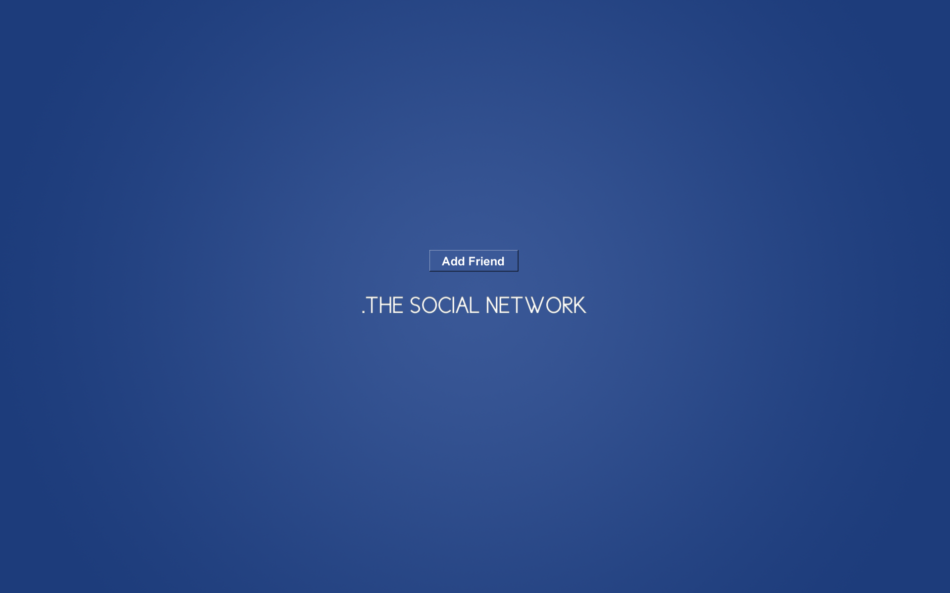 The Social Network Computer Wallpapers, Desktop ...