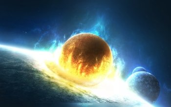 Sci Fi - Collision Wallpapers and Backgrounds ID : 353147
