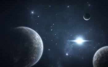 Sci Fi - Planets Wallpapers and Backgrounds ID : 353291