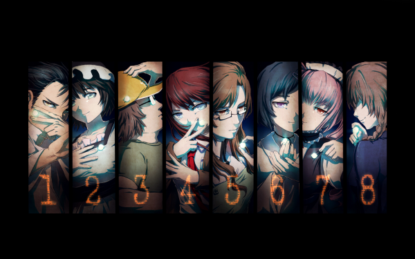 Anime - Steins;Gate Wallpapers and Backgrounds