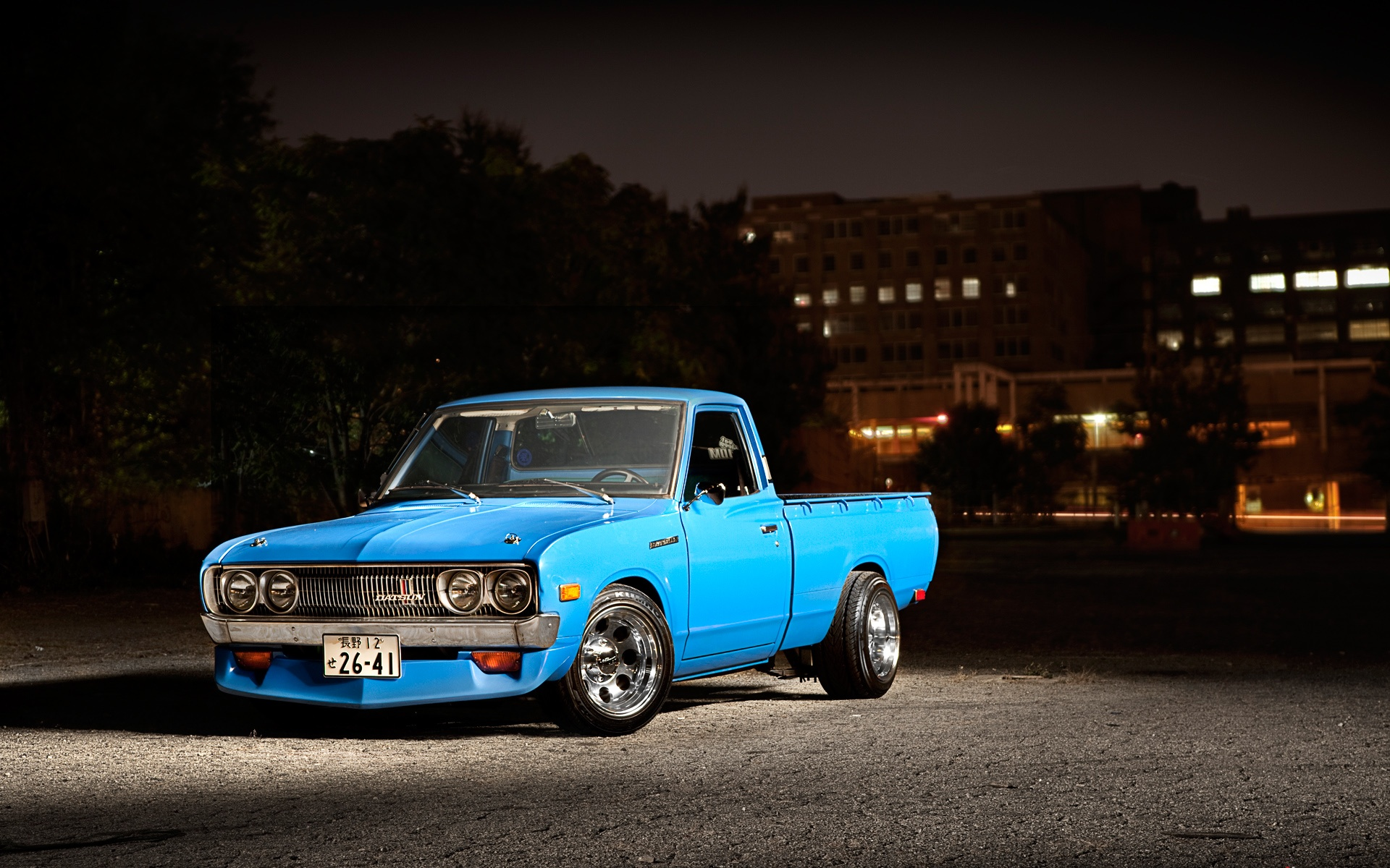 1 1974 Datsun 620 Hd Wallpapers Background Images