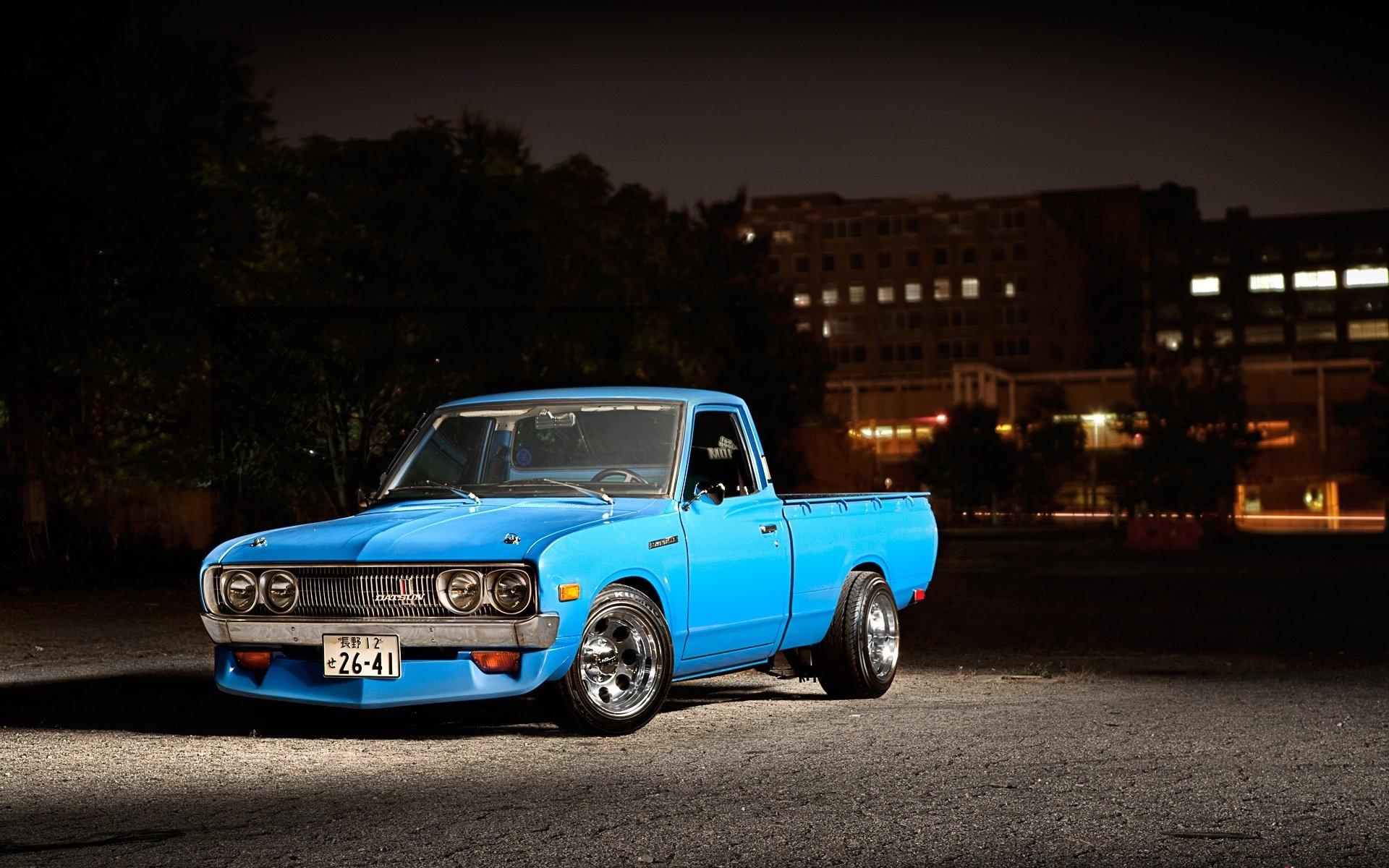 1974 Datsun 620 Hd Wallpaper