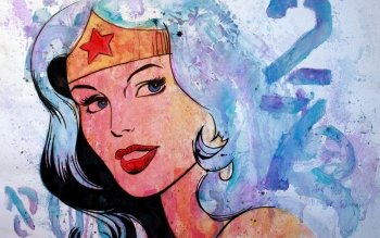 Comics - Wonder Woman Wallpapers and Backgrounds ID : 355344