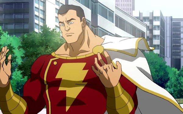 Comics Shazam! Superman/Shazam! The Return of Black Adam Billy Batson Shazam HD Wallpaper | Background Image