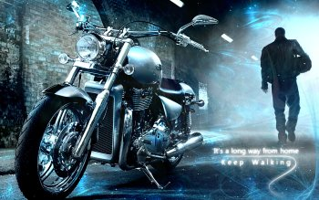 Voertuigen - Motorfiets Wallpapers and Backgrounds ID : 356080