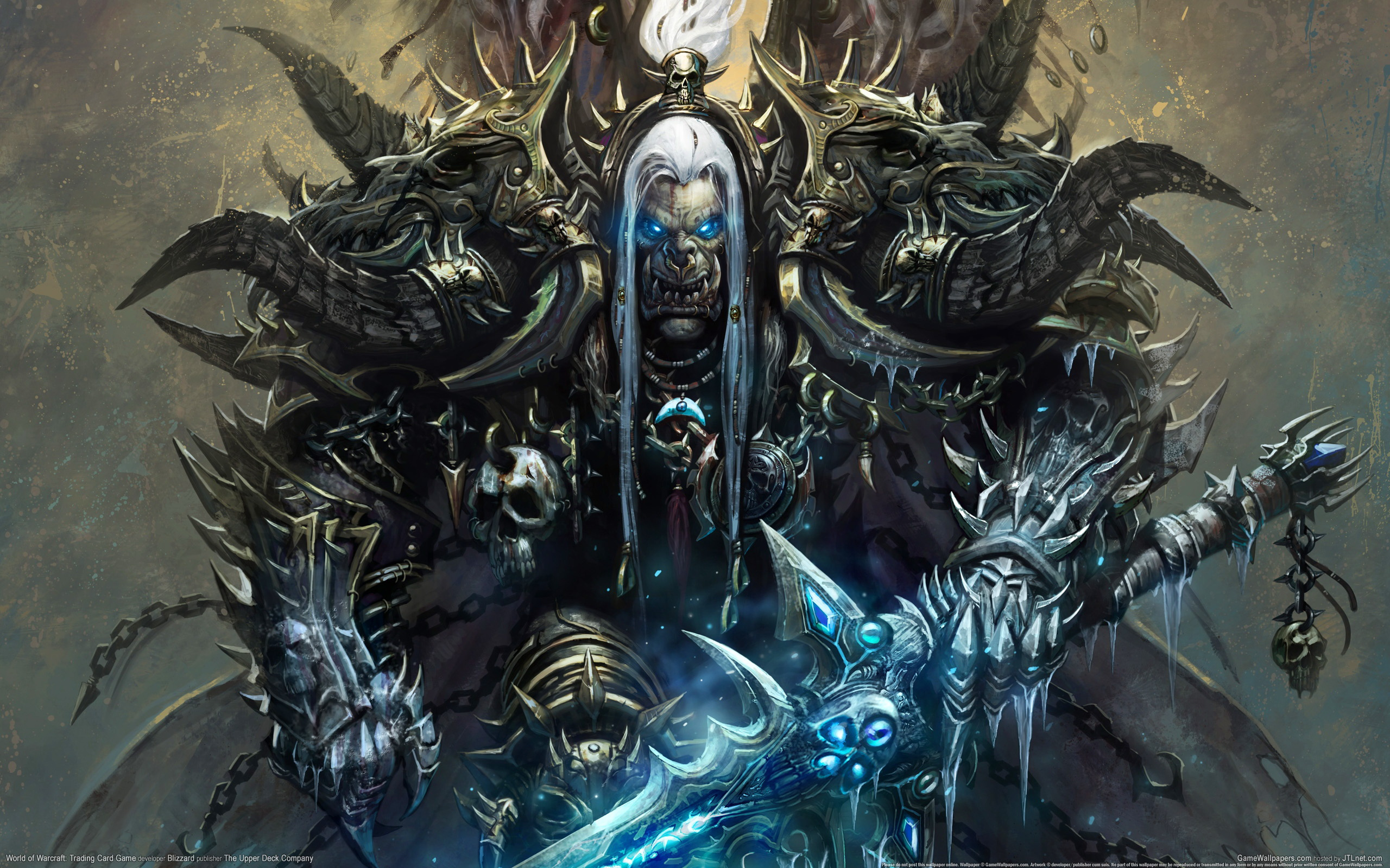 2 ner 39 zhul world of warcraft hd wallpapers background - World of warcraft images ...