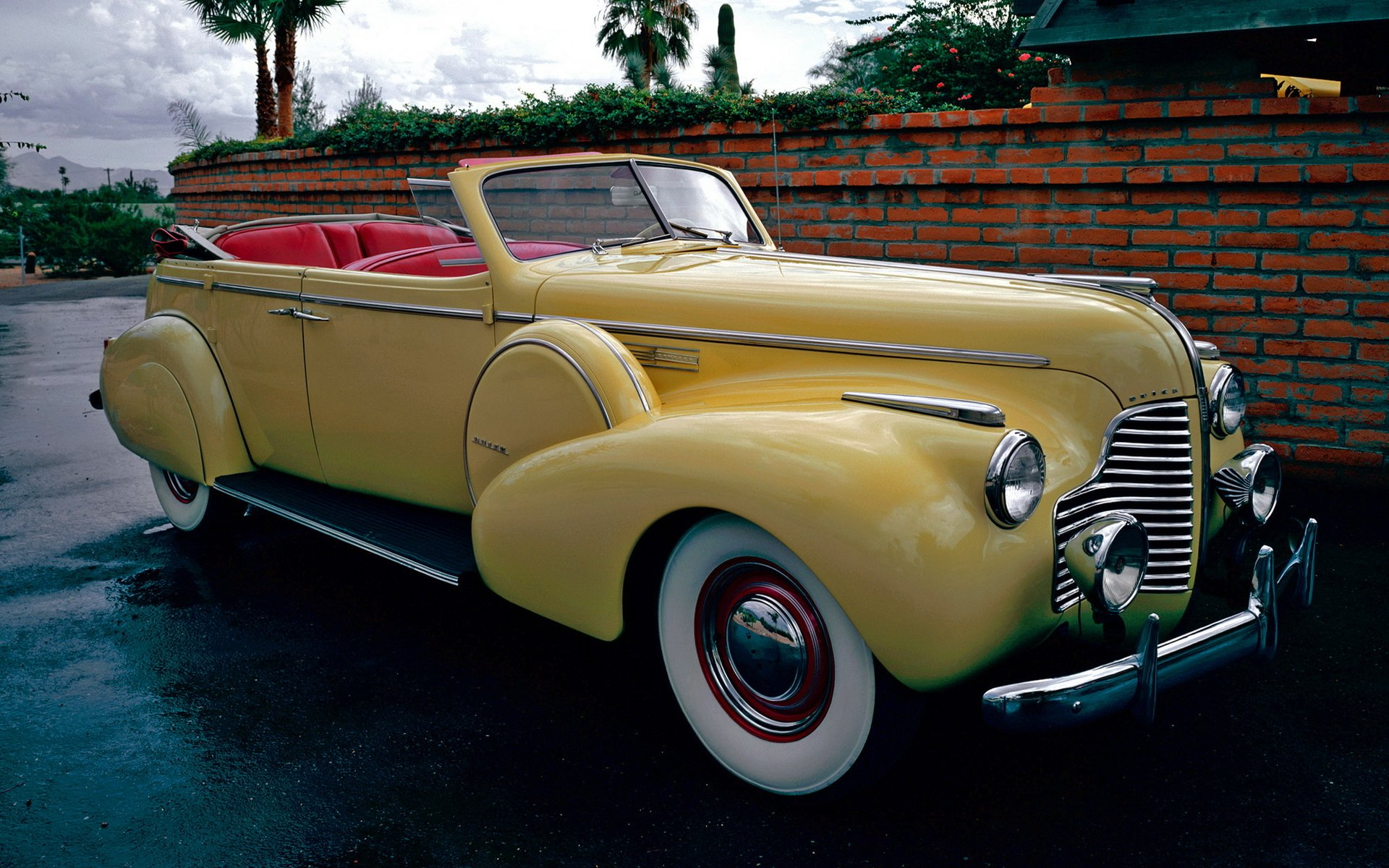 1940 Buick Limited HD Wallpaper