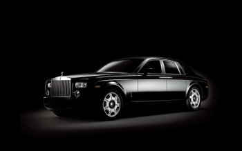 Vehículos - 2006 Rolls Royce Phantom  Wallpapers and Backgrounds ID : 358085