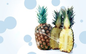 Food - Pineapple Wallpapers and Backgrounds ID : 358721