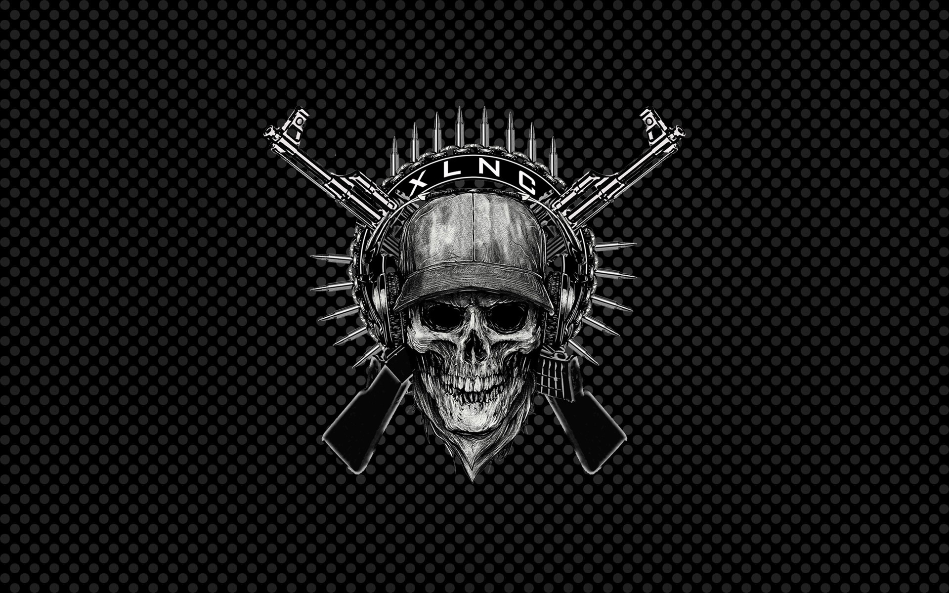 Skull HD Wallpaper   Background Image   1920x1200   ID ...