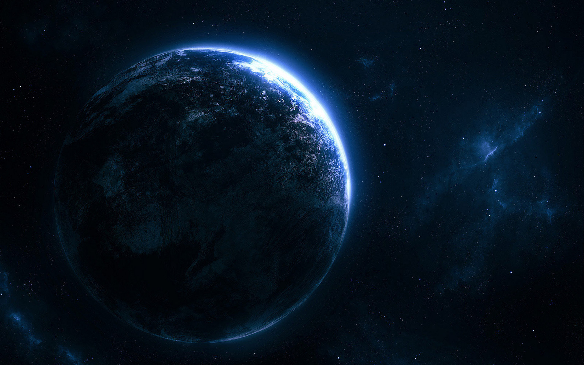 Planet Full HD Wallpaper And Background Image
