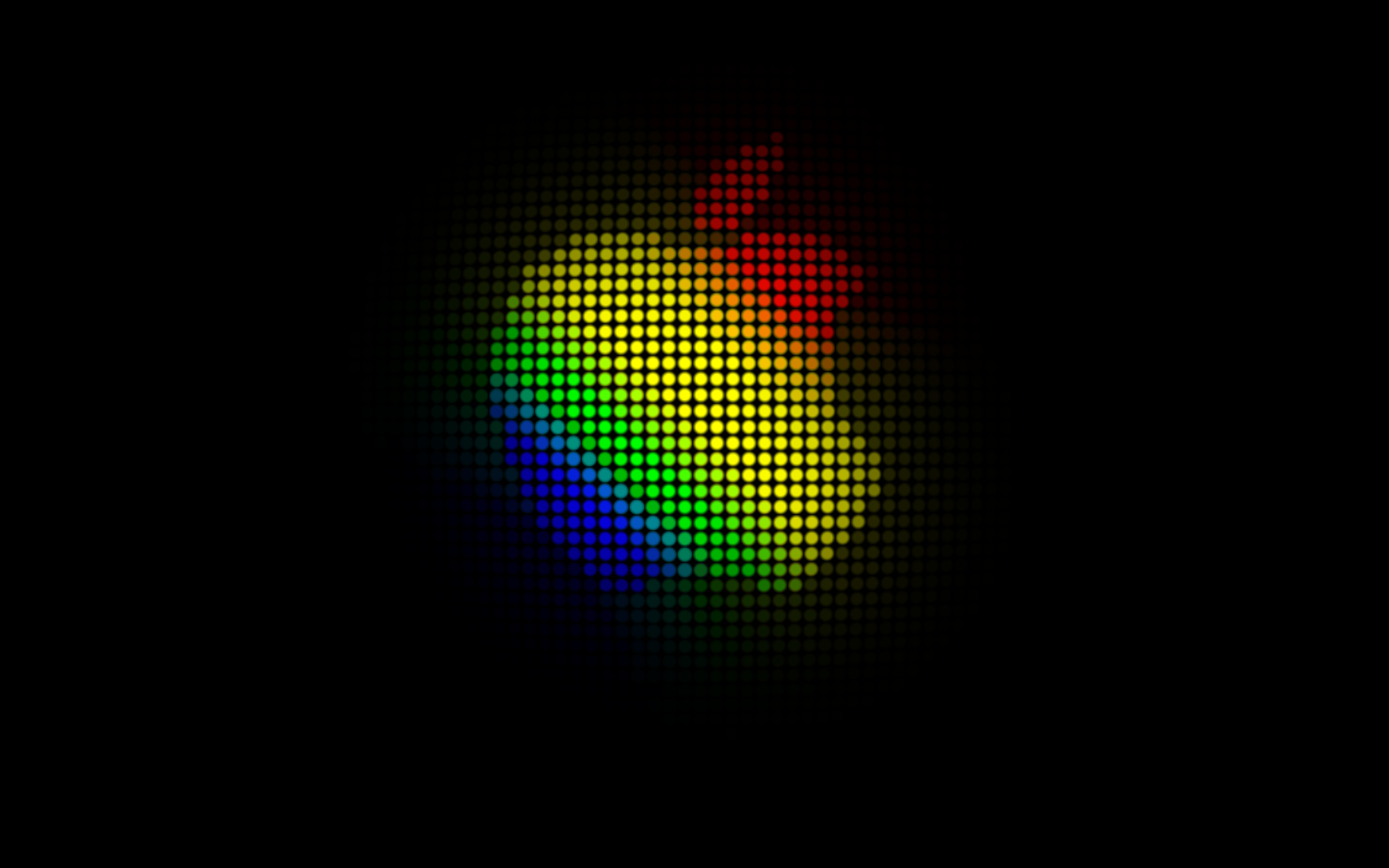 Apple logo disco style full hd fond d 39 cran and arri re for Image fond d4ecran