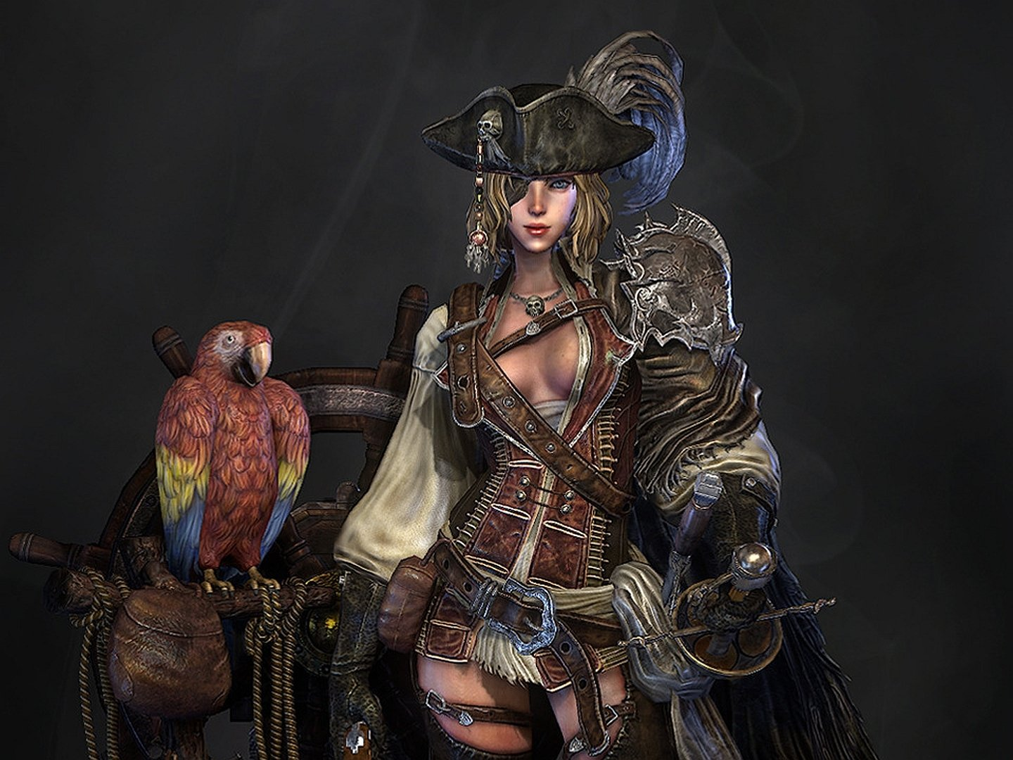 Pirate wallpaper and background image 1440x1080 id 359494 wallpaper abyss - Pirate background ...