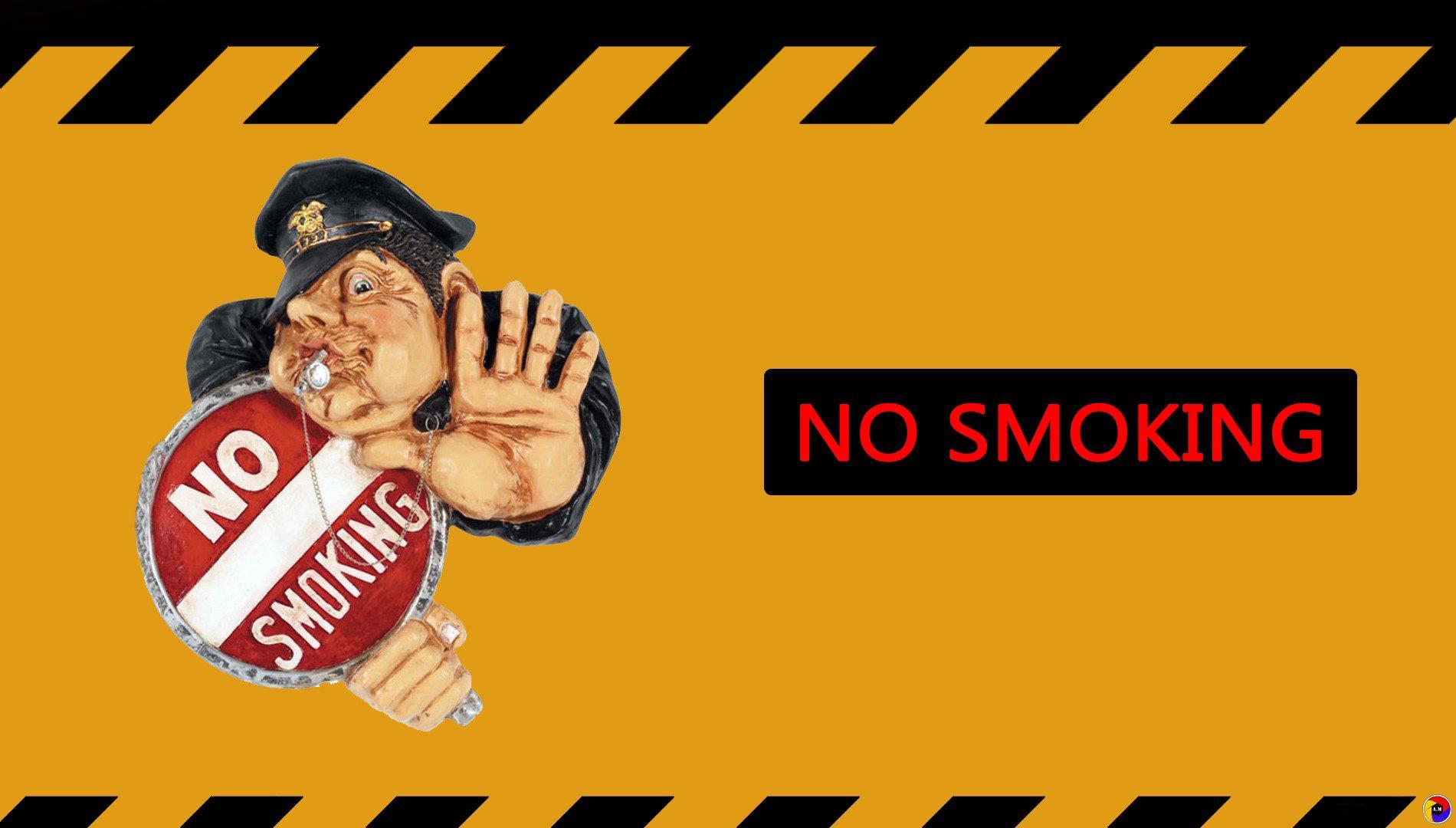 2 No Smoking HD Wallpapers