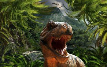 Animal - Dinosaur Wallpapers and Backgrounds ID : 359186