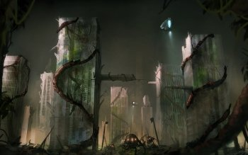 Sci Fi - Post Apocalyptic Wallpapers and Backgrounds ID : 359528