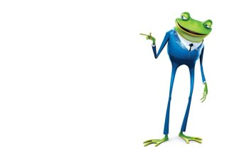 Preview Humor - Frog Art