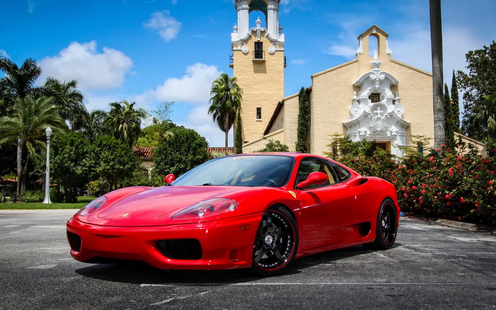 21 Ferrari 360 Modena HD Wallpapers | Backgrounds - Wallpaper Abyss