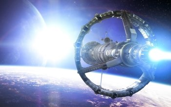 Sci Fi - Spaceship Wallpapers and Backgrounds ID : 360167