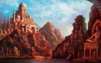 Artistic - Fantasy Wallpapers and Backgrounds