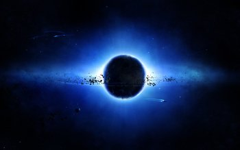 Sci Fi - Planetary Ring Wallpapers and Backgrounds ID : 361107