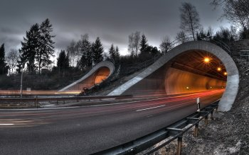 Man Made - Tunnel Wallpapers and Backgrounds ID : 361245