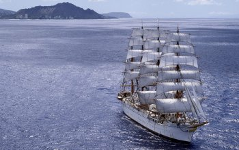 Vehicles - Sailing Ship Wallpapers and Backgrounds ID : 361306